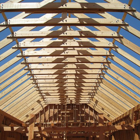 timberframe construction